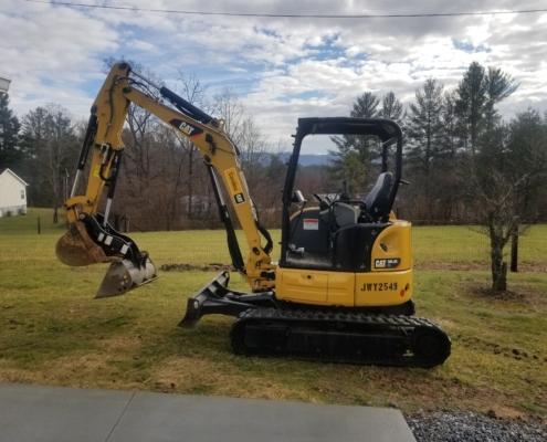 Mini-Excavator Equipment